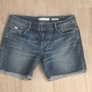 Chip and Pepper sass denim jean shorts 13